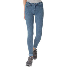 DUER Performance Denim Broek Skinny Dames, indigo 25